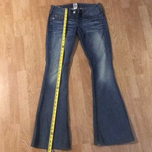 True Religion jeans Carrie size 27